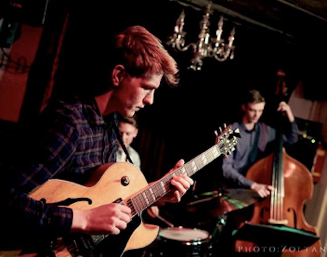 26 nov.: Gijs Idema Trio